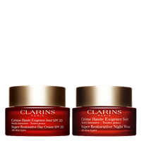 CLARINS AGE 50+ YEARS - SUPER RESTORATIVE PARTNERS DAY & NIGHT CREAM
