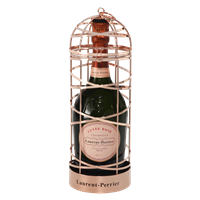 LAURENT PERRIER CUVÉE ROSE IN RIBBON CAGE