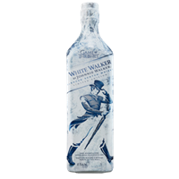 JOHNNIE WALKER WHITE WALKER LIMITED EDITION