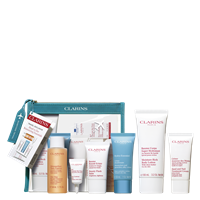 CLARINS GRAB & FLY HEAD TO TOE