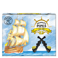 SKIPPERS PIPES SKIPPER'S PIPES SEA SALT