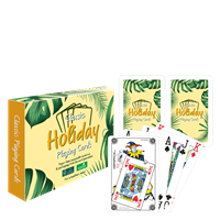 HOLIDAY PLAYING CARDS 2 PACK