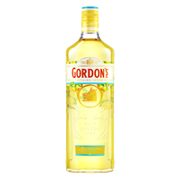 GORDON'S GIN SICILIAN LEMON