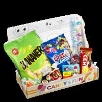 HOLIDAY CANDY & FUN BOX