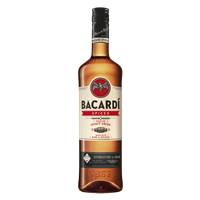 BACARDI ROM SPICED 35%